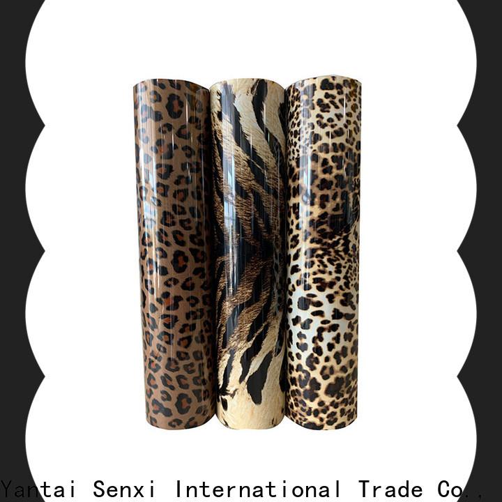 Senxi wholesale htv vinyl rolls production
