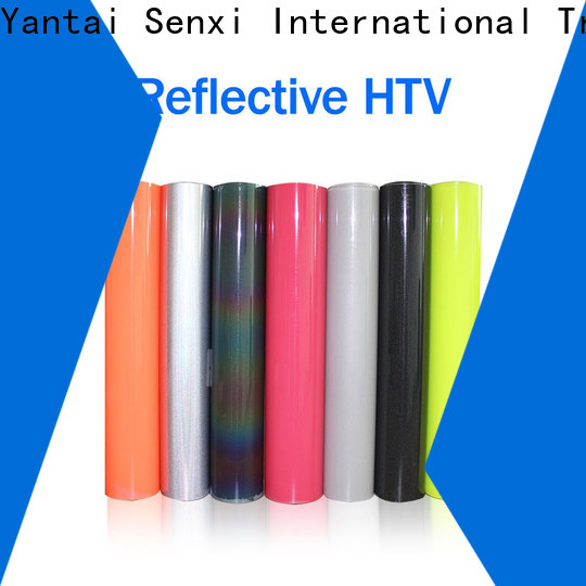 Senxi latest htv rolls wholesale production