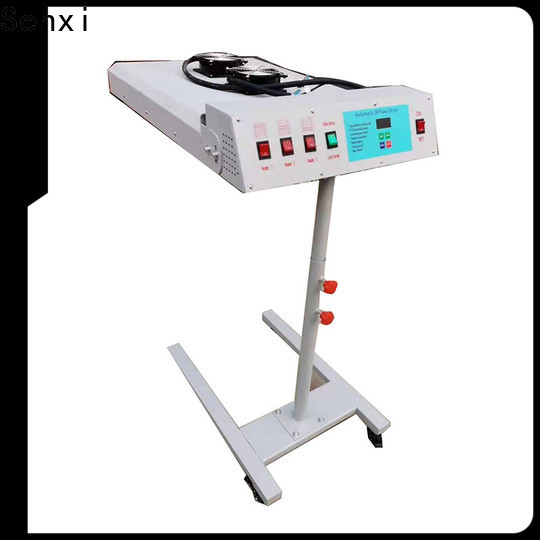 easy-installation flash dryer for screen printing distributor