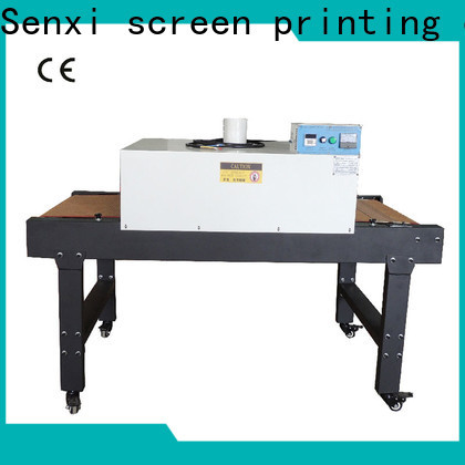 Senxi flash dryer for screen printing company high performance