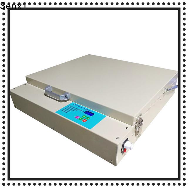 Senxi led uv exposure unit intelligent digital control for trademark