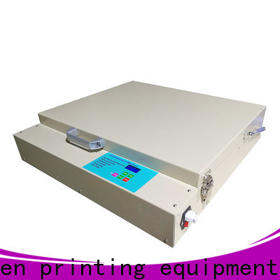 Senxi screen printing exposure unit intelligent digital control for trademark