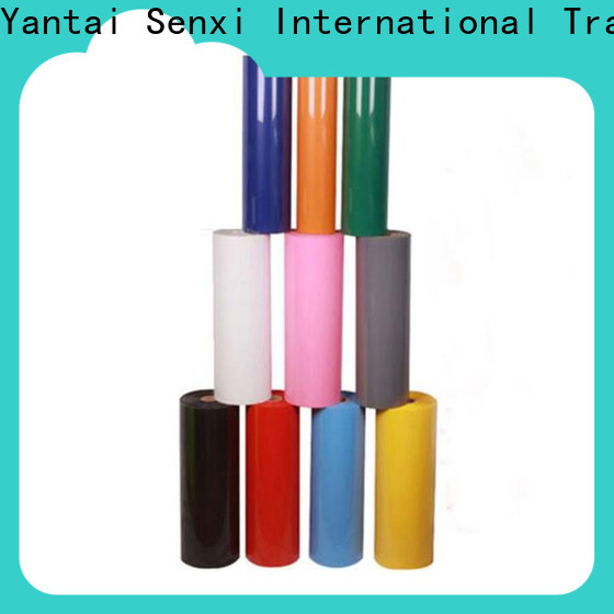 quality-reliable heat transfer vinyl rolls wholesale stable performance