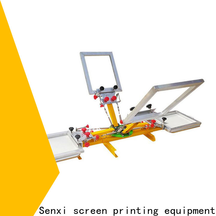 Senxi screen printing machine supplier one-stop manufacturing