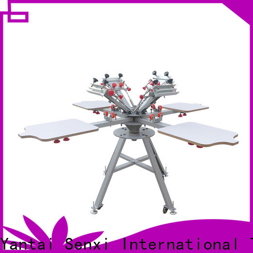 factory direct screen printing machine supplier solution manufacturing