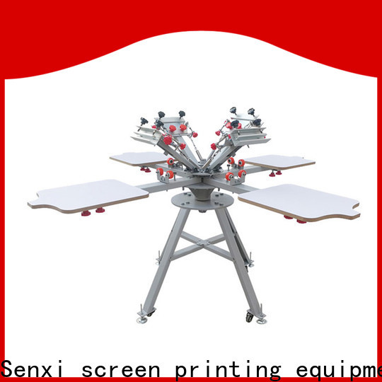 Senxi screen printing machine supplier fast delivery manufacturing