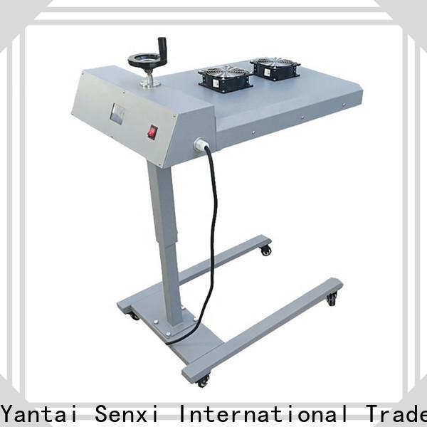 easy-installation screen printing dryer machine