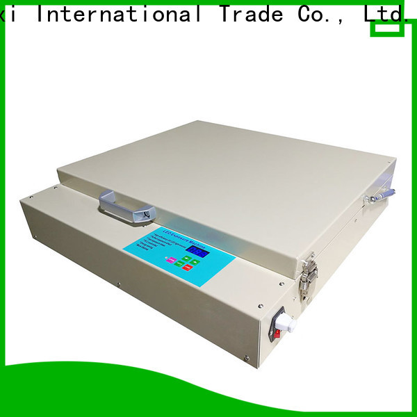 Senxi screen printing vacuum exposure unit high efficiency for trademark