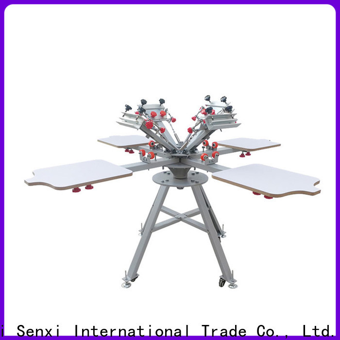 custom screen printing machine manufacturer solution cloth processing