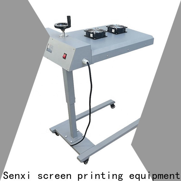 easy-operation screen printing flash cure unit company manufacturer