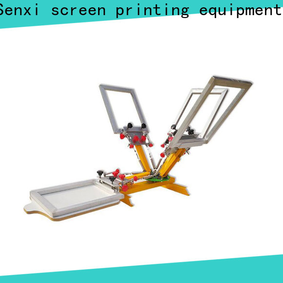 factory direct best manual screen printing machine solution company