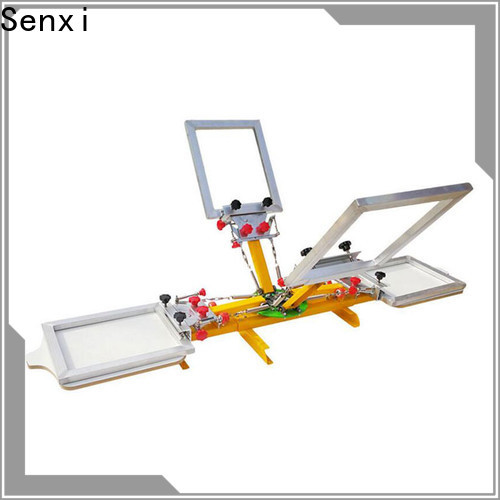 oem & odm wholesale screen printing machine fast delivery