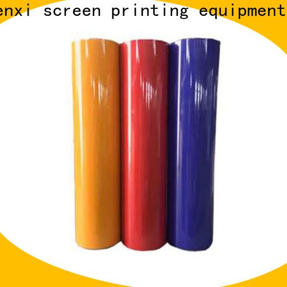 Senxi latest htv vinyl rolls wholesale production