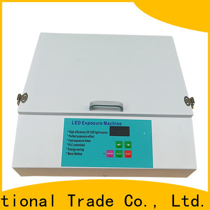 Senxi screen printing exposure unit custom solution for trademark