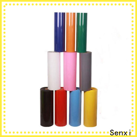 Senxi wholesale htv vinyl rolls bulk supplies