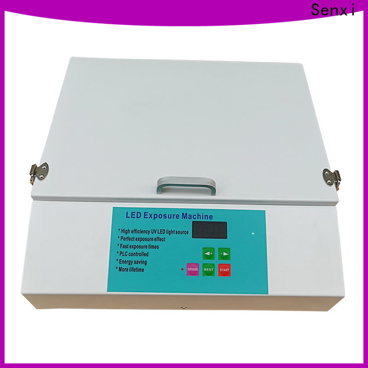 Senxi high-quality screen printing exposure unit custom solution for trademark
