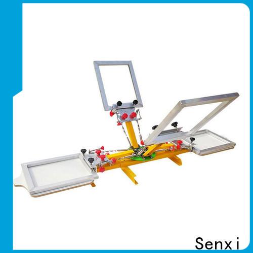 Senxi wholesale screen printing machine one-stop