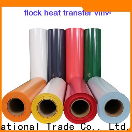 Senxi garment vinyl wholesale production export