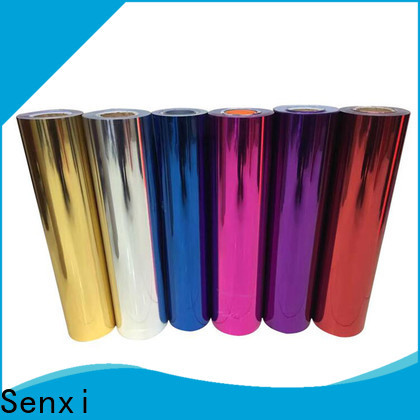 Senxi all collection heat press vinyl wholesale stable performance