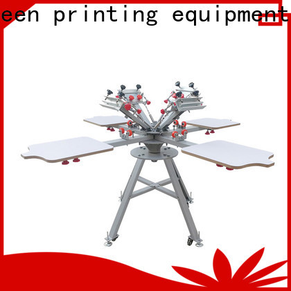 custom screen printing machine supplier one-stop manufacturing