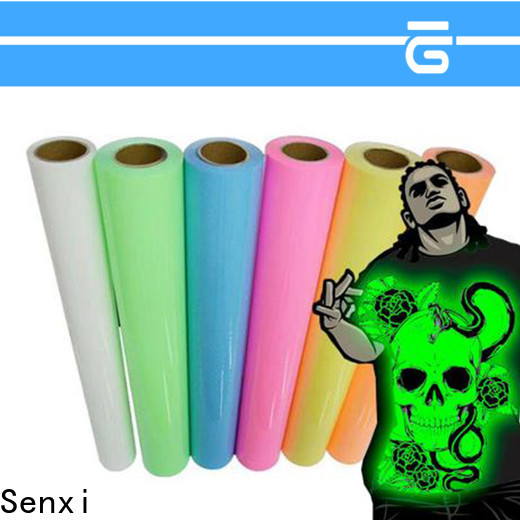 Senxi all collection heat transfer vinyl wholesale production