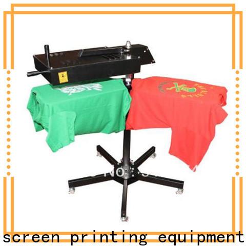 easy-installation screen printing dryer machine oem & odm customization