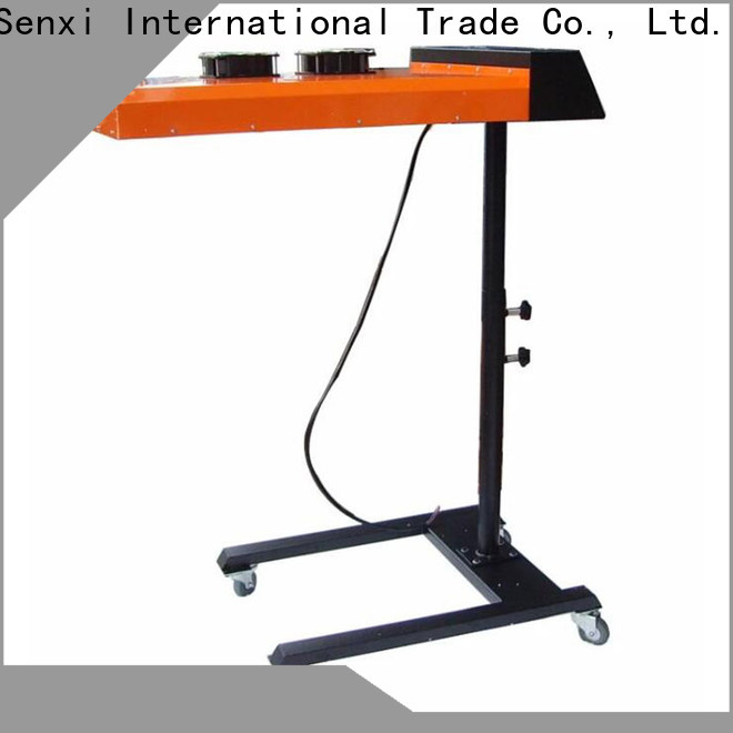 Senxi easy-installation screen printing dryer machine company customization
