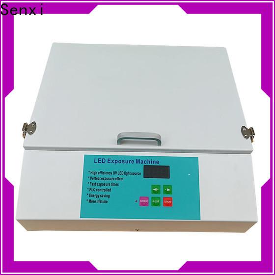 Senxi best price led uv exposure unit intelligent digital control exporter