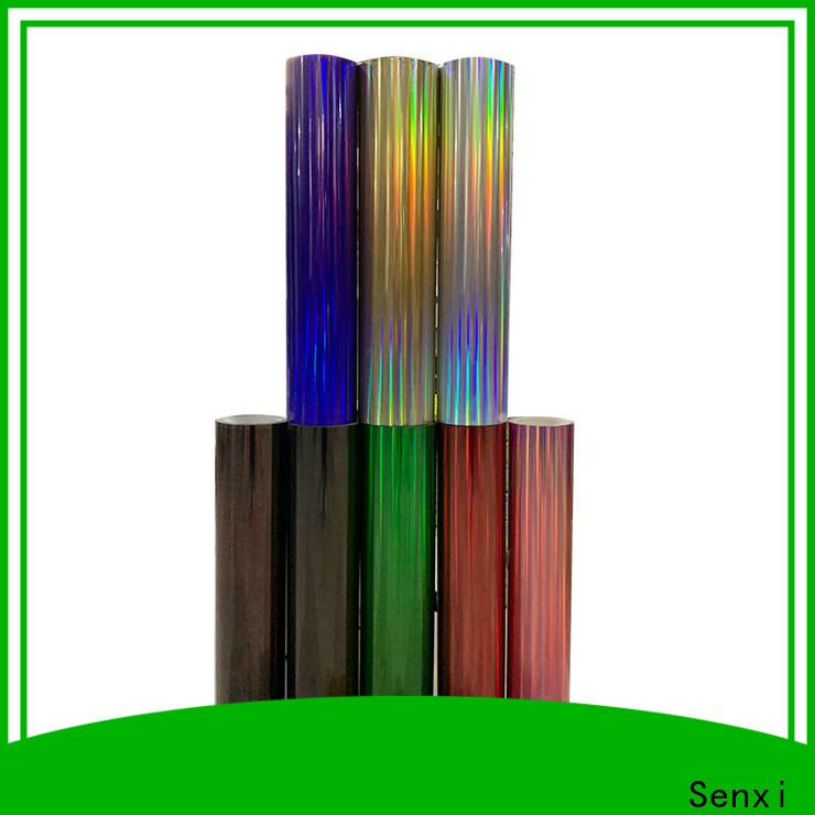 Senxi all collection wholesale htv vinyl rolls production export