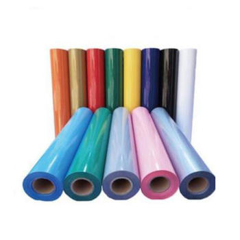 all pu heat transfer vinyl series supplies